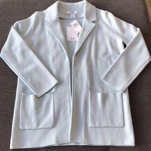 Magaschoni Blazer Sweater